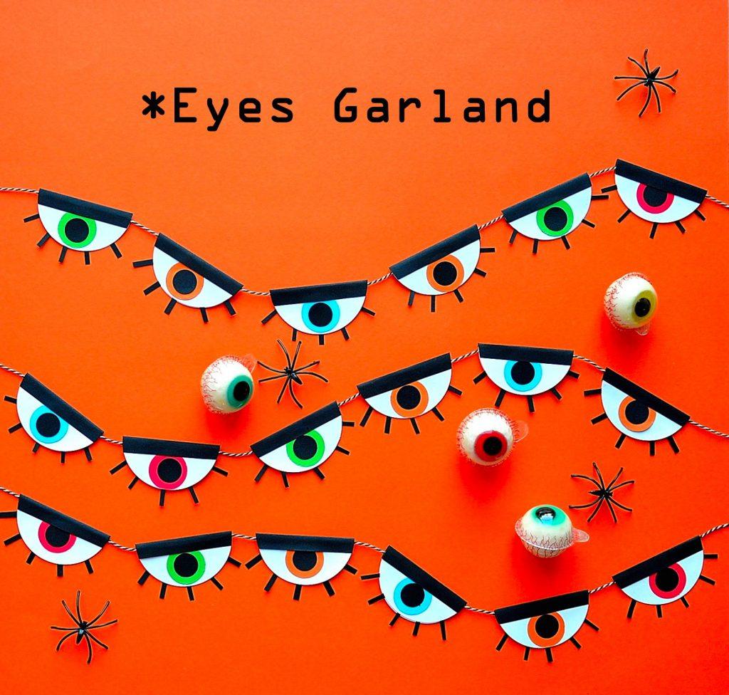 eyes-garland